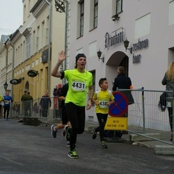 7. Tartu Linnamaraton - Armido Maamägi (4431)