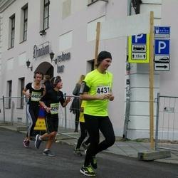 7. Tartu Linnamaraton - Ivo Shernoff (4296), Merili Konks (4404), Armido Maamägi (4431)