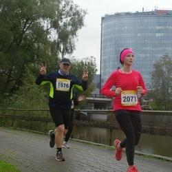 7. Tartu Linnamaraton - Toomas Hain (1516), Anna-Liisa Pärnalaas (2071)