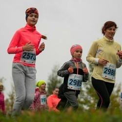 Paide-Türi rahvajooks - Katreen Angelina Mägi (2573), Annegret Raap (2985), Anneli Raap (2986)