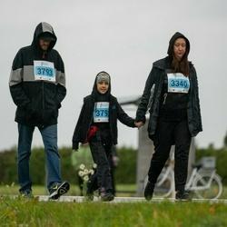 Paide-Türi rahvajooks - Katrin Sõelsepp (3340), Ilo Sõelsepp (3793)