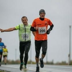 Paide-Türi rahvajooks - Andre Kaaver (200), Taavi Kala (206)