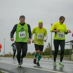 Paide-Türi rahvajooks - Olav Mets (445), Maichl Suur (726), Ardi Tiitus (775)