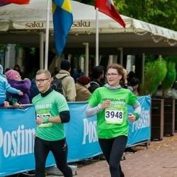 7. Tartu Linnamaraton - Anni Kübarsepp (3948)