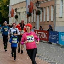 7. Tartu Linnamaraton - Anneliis Vallimäe (4492)