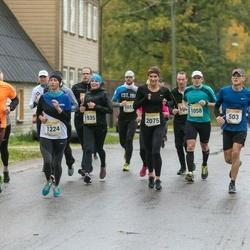 7. Tartu Linnamaraton - Tim Pringuer (503), Koit Põldmaa (1058), Marjaana Raudmäe (1092), Kristina Toomsalu (1224), Britta Alep (1935), Lene Vardja (2075)