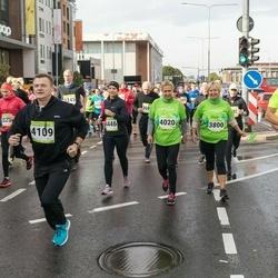7. Tartu Linnamaraton - Lea Kärbis (3800), Lya Kärbis (4020), Arvo Sarapuu (4109), Andre Hallaste (4439), Kerly Niinep (4446)