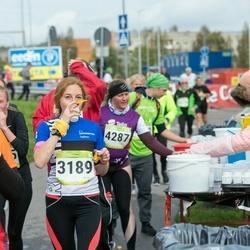 7. Tartu Linnamaraton - Elena Lokteva (3189), Agnes Pärnamägi (4287)