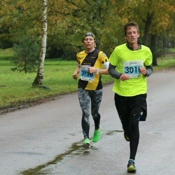 Paide-Türi rahvajooks - Jarmo Randmäe (3010), Mirjam Vint (3719)