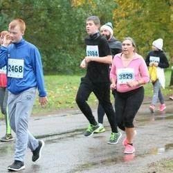 Paide-Türi rahvajooks - Mirko Martjak (2468), Ove-Rasmus Radala (2994), Katrin Nurmik (3829)