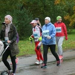 Paide-Türi rahvajooks - Jane Mand (2447), Dmitriy Smurov (3294), Anna-Kaisa Tuim (3526)