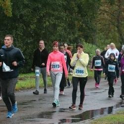 Paide-Türi rahvajooks - Katreen Angelina Mägi (2573), Anneli Raap (2986), Artur Vartsaba (3643)