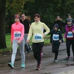 Paide-Türi rahvajooks - Katreen Angelina Mägi (2573), Anneli Raap (2986), Artur Vartsaba (3643), Vitalia Vartsaba (3644)