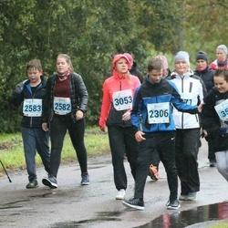 Paide-Türi rahvajooks - Karl Lehis (2306), Kati Mändmets (2582), Kristo Mändmets (2583), Margit Reinmets (3053), Kaspar Uuspõld (3584), Arno Tameri (3805)