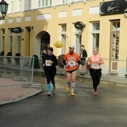 7. Tartu Linnamaraton - Aare Huik (99), Kaja Lepp (429)
