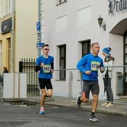 7. Tartu Linnamaraton - Ander Markus Kroon (3551), Aigar Kõuhkna (3736)