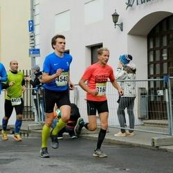 7. Tartu Linnamaraton - Lembit Künnapas (3160), Toomas Hansen (3422), Taivo Pallotedder (4458), Priit Rooden (4543)
