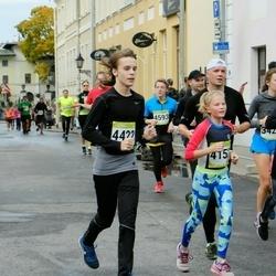 7. Tartu Linnamaraton - Pillerin Vilipuu (4152), Artur Võlu (4422)