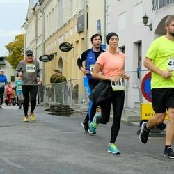 7. Tartu Linnamaraton - Andre Hallaste (4439), Annika Brikkel (4461)