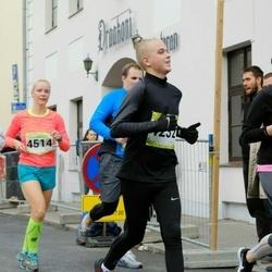 7. Tartu Linnamaraton - Mari-Liis Orumaa (4238), Merili Naaber (4514), Anna-Maria Darsch (4681)