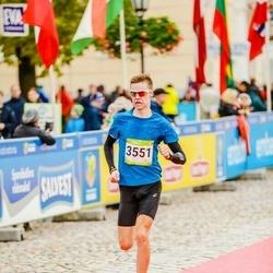 7. Tartu Linnamaraton - Ander Markus Kroon (3551)