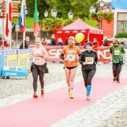 7. Tartu Linnamaraton - Aare Huik (99), Kaja Lepp (429), Ülle Suursaar (551), Lembit Langell (2149)
