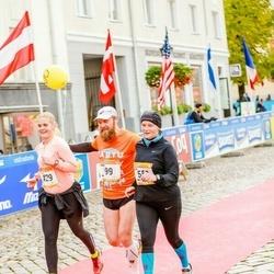 7. Tartu Linnamaraton - Aare Huik (99), Kaja Lepp (429), Ülle Suursaar (551)
