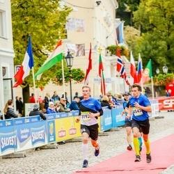 7. Tartu Linnamaraton - Risto Paane (3192), Priit Rooden (4543)