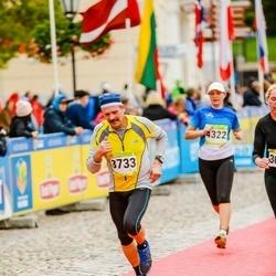7. Tartu Linnamaraton - Aare Kiik (3733), Merike Randoja (4322)