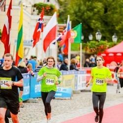 7. Tartu Linnamaraton - Hanno Evard (3598), Anni Kübarsepp (3948)