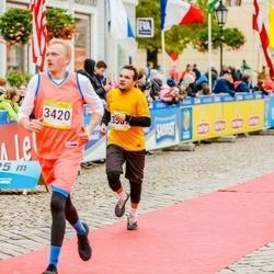 7. Tartu Linnamaraton - Ermo Pajuväli (3420), Ken Viidebaum (3507)