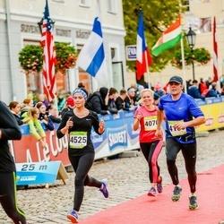 7. Tartu Linnamaraton - Pirje Külaots (4070), Margus Luik (4186), Anna Maria Võsu (4525)