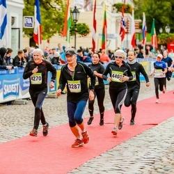 7. Tartu Linnamaraton - Ants Turb (3287), Riho Kapp (4270), Andra Mõttus (4401)