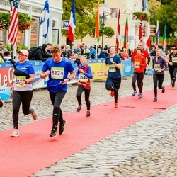 7. Tartu Linnamaraton - Jaanus Lehtsaar (3174), Vairi Lehtsaar (3175), Reimo Soover (3365), Anna Marija Zake (3540), Varjatud Varjatud (4188)