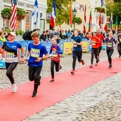 7. Tartu Linnamaraton - Jaanus Lehtsaar (3174), Vairi Lehtsaar (3175), Reimo Soover (3365), Elizabeth Ivask (3399), Anna Marija Zake (3540), Varjatud Varjatud (4188)