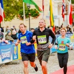 7. Tartu Linnamaraton - Anna Mohnatseva (3059), Jaan Rea (3106), Taimar Rebane (4518)