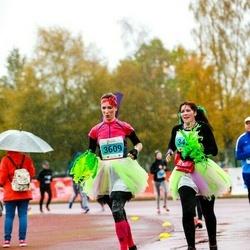 Paide-Türi rahvajooks - Annika Tatrik (3424), Kristiina Vaks (3609)