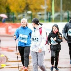Paide-Türi rahvajooks - Soo Lilit (2359), Helin Peterson (2862), Anneli Sitska (3290)