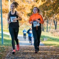 63. Viljandi Linnajooks - Liset Kasepuu (513), Laureen Luik (584)