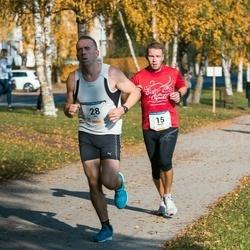 63. Viljandi Linnajooks - Marek Märtson (15), Alar Kaar (28)