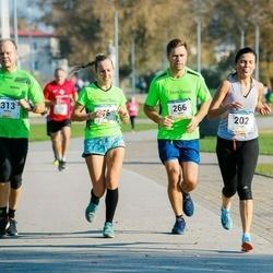 63. Viljandi Linnajooks - Inga Teder (202), Janno Järvsoo (266), Andrus Nurmik (313)