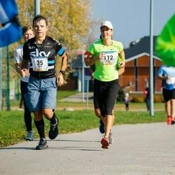 63. Viljandi Linnajooks - Indrek Peterkopf (35), Katrin Peterkopf (112)