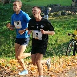 63. Viljandi Linnajooks - Aaron Kais (9), Kevin Ervald (276)