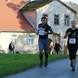 63. Viljandi Linnajooks - Indrek Peterkopf (35), Kristi Siibak (91)