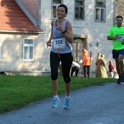 63. Viljandi Linnajooks - Inga Teder (202)