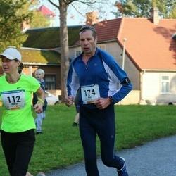 63. Viljandi Linnajooks - Katrin Peterkopf (112), Enn Sihver (174)