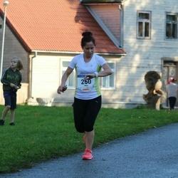 63. Viljandi Linnajooks - Maie Pihl (260)