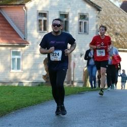 63. Viljandi Linnajooks - Toomas Hansen (224)