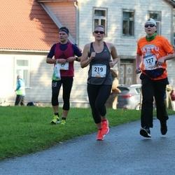 63. Viljandi Linnajooks - Jaan Õmblus (127), Aija Sprivul-Dautancourt (219)