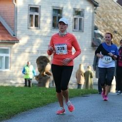 63. Viljandi Linnajooks - Agnes Veldemann (238)